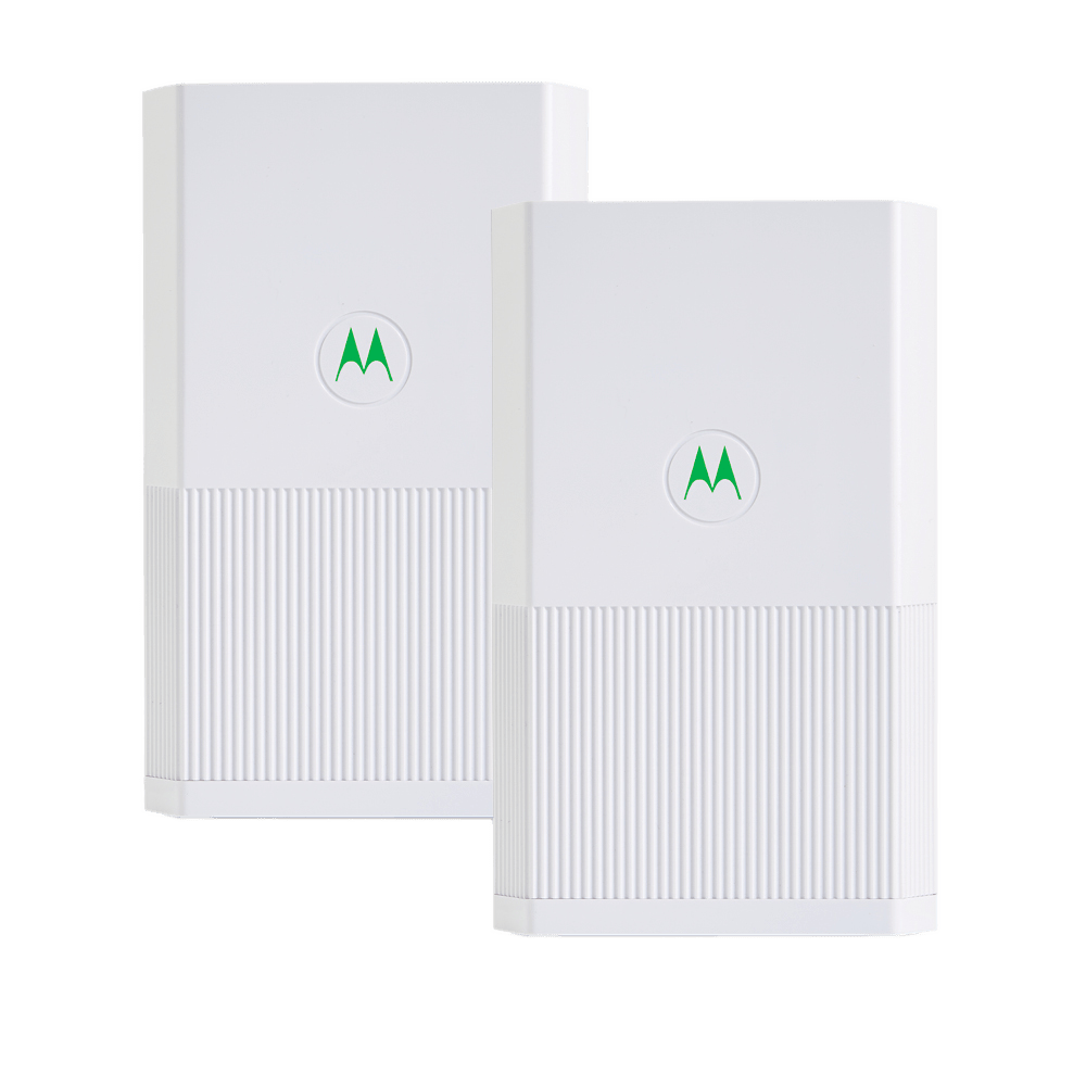 Motorola MH7022 Whole Home Mesh WiFi System (2-Pack, 1 Router and 1 Satellite )